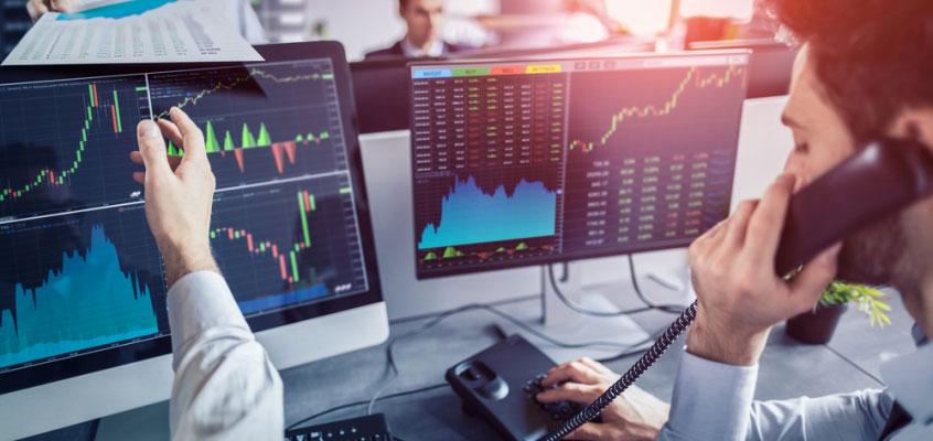 Forex Konvensional dengan Broker
