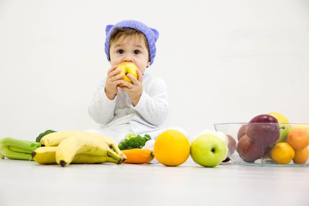 Penuhi Asupan Gizi untukTumbuh Kembang Optimal Anak