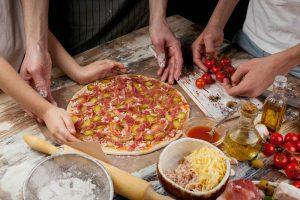 Membuat Pizza Enak