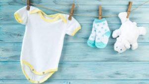 Agar Pakaian Bayi Tetap Higienis