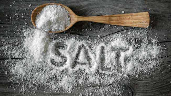 Konsumsi Garam Berlebihan