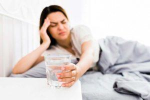 Kurang Minum Air Putih