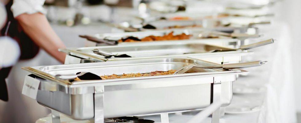 Jenis dan Layanan Catering