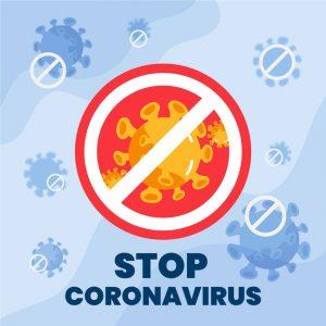 Stop Virus Corona dengan Tetap Di Rumah Aja