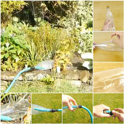 Sprinkler, Alat Penyiram Otomatis. Buat Yuk Di Rumah!