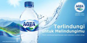 Bukti AQUA Sebagai Air Mineral Berkualitas