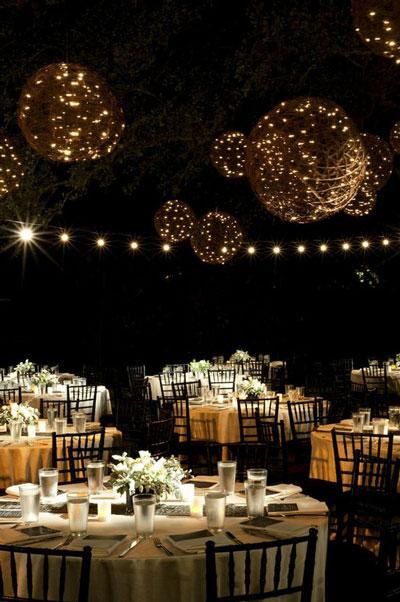 Pencahayaan Wedding Venue