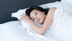 Tidur Lebih Nyenyak di Malam Hari